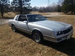 1987 Chevrolet Monte Carlo (CC-1392034) for sale in Cadillac, Michigan