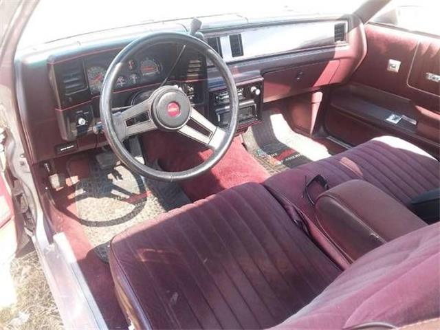 1987 Chevrolet Monte Carlo (CC-1392034) for sale in Cadillac, Michigan