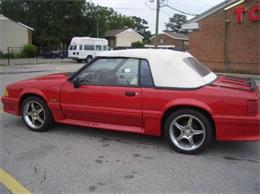 1993 Ford Mustang (CC-1392036) for sale in Cadillac, Michigan