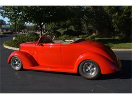 1937 Ford Cabriolet (CC-1392039) for sale in Elkhart, Indiana