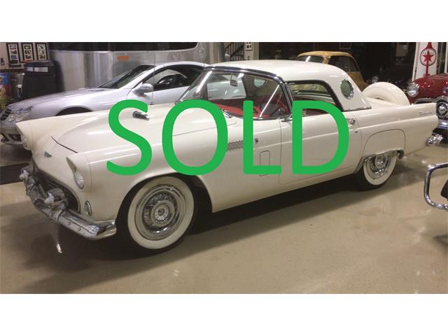 1956 Ford Thunderbird (CC-1390204) for sale in Annandale, Minnesota