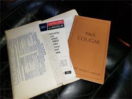 1969 Mercury Cougar (CC-1392043) for sale in Lake Hiawatha, New Jersey