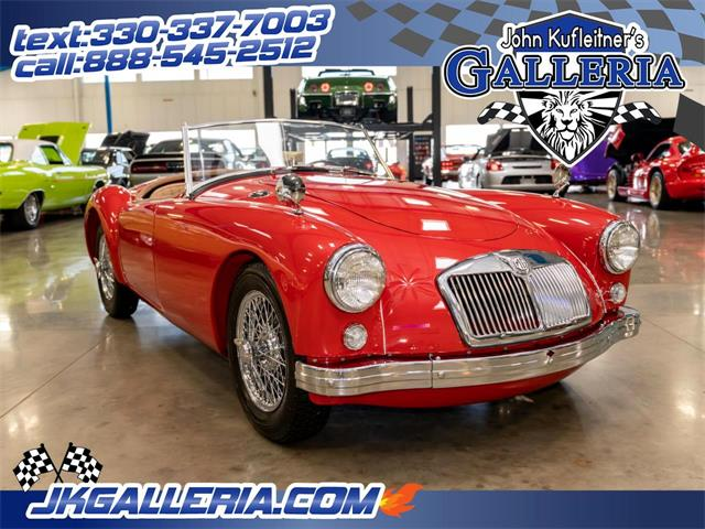 1957 MG MGA (CC-1392044) for sale in Salem, Ohio