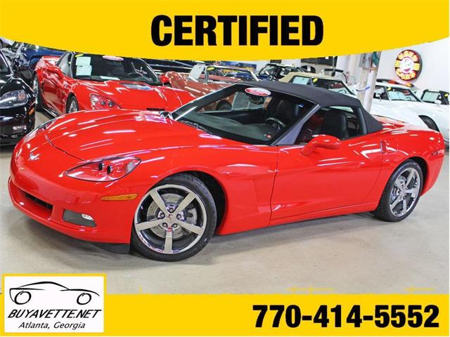 2010 Chevrolet Corvette (CC-1392046) for sale in Atlanta, Georgia