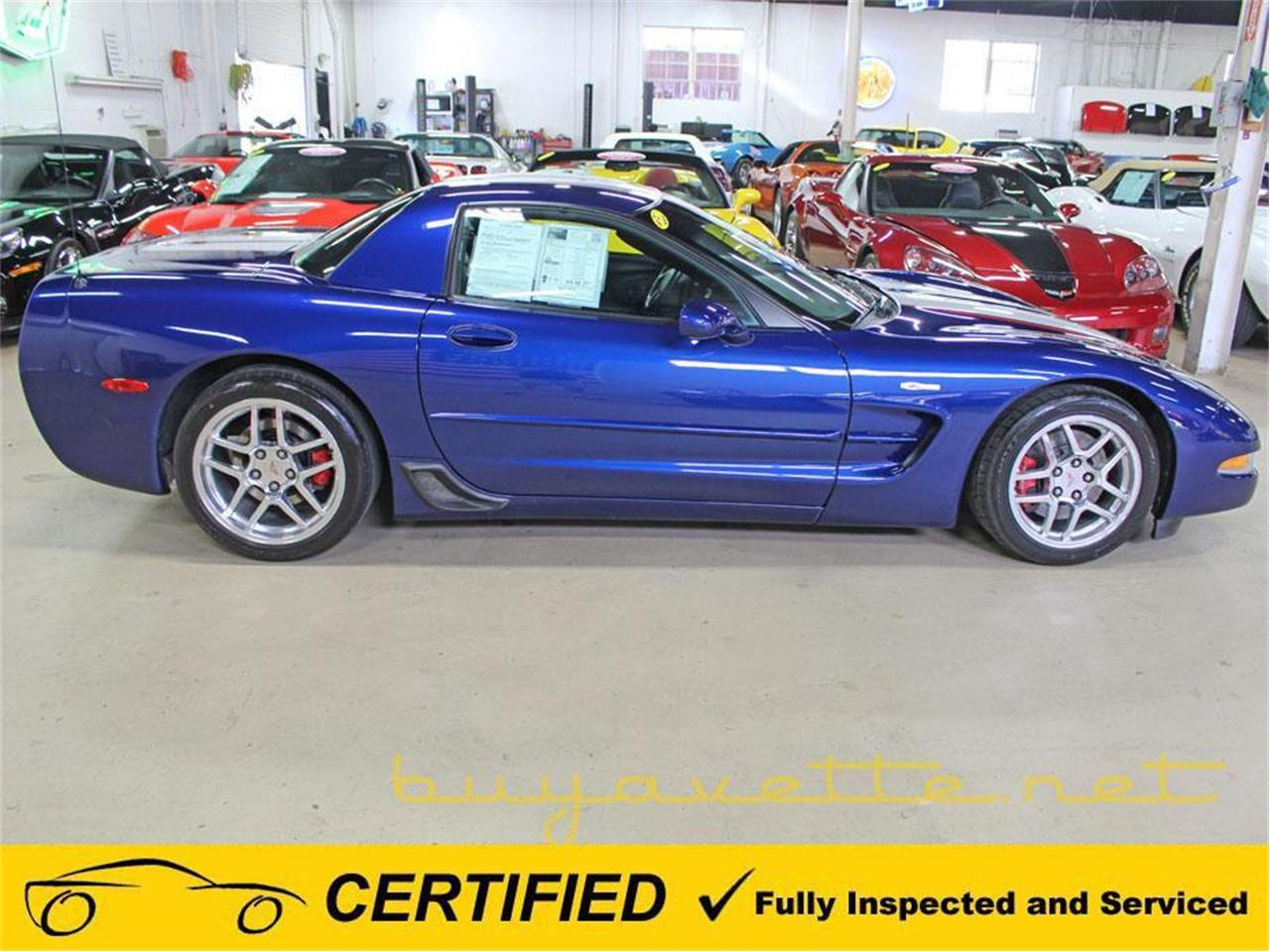 2004 Chevrolet Corvette (CC-1392048) for sale in Atlanta, Georgia