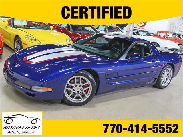 2004 Chevrolet Corvette (CC-1392048) for sale in Atlanta, Georgia