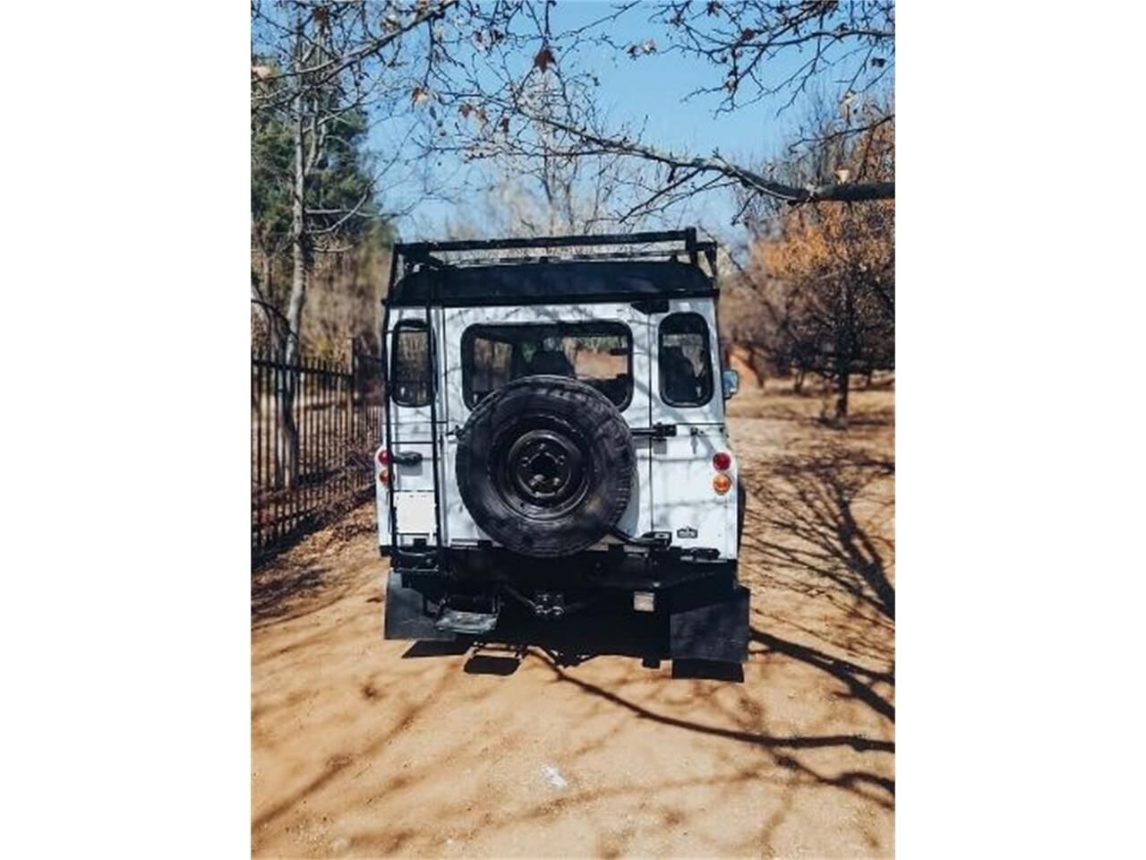 1989 Land Rover Defender (CC-1392054) for sale in Cadillac, Michigan