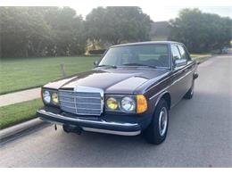 1982 Mercedes-Benz 300 (CC-1392057) for sale in Cadillac, Michigan
