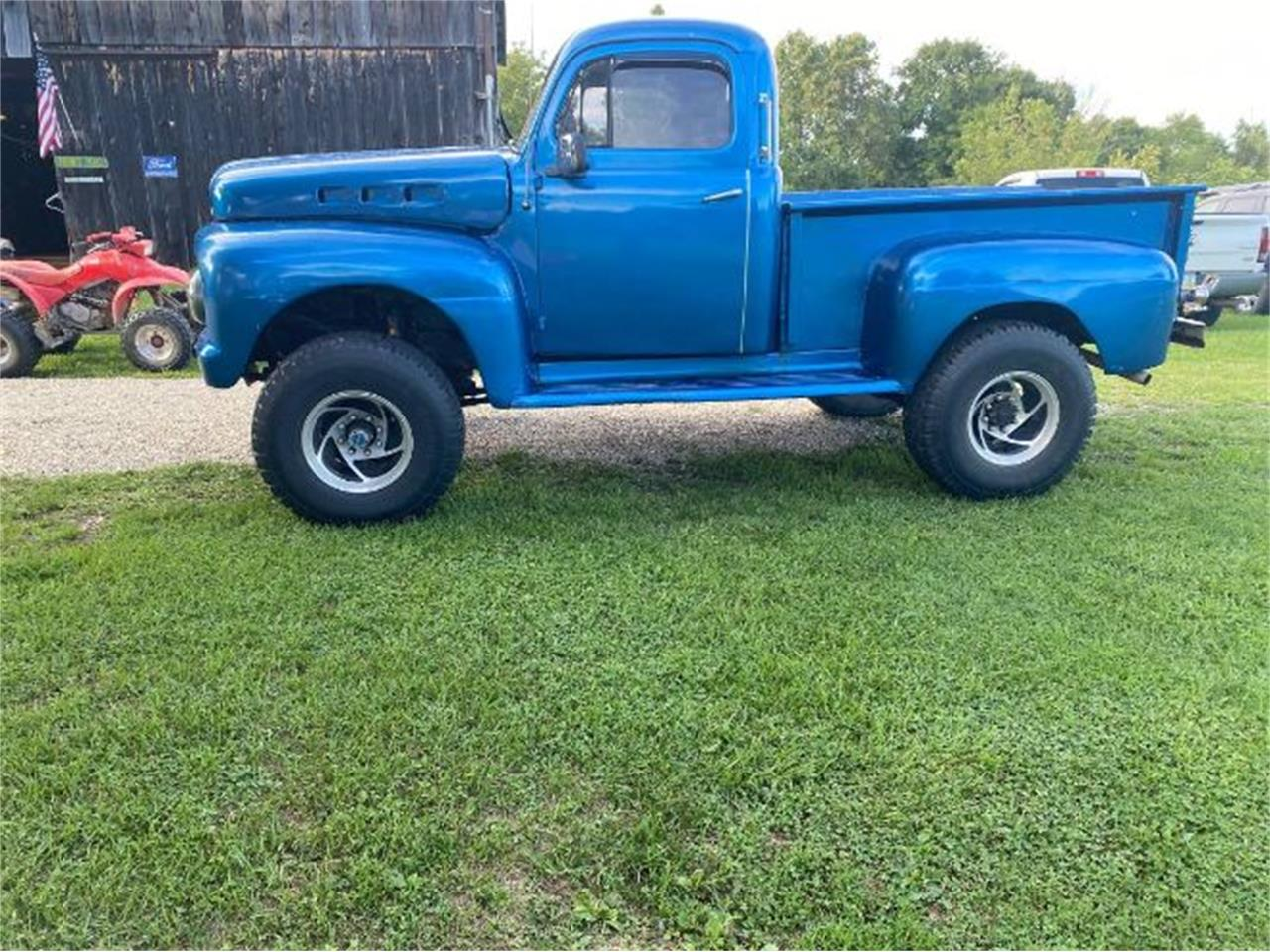 1951 Ford F1 (CC-1392058) for sale in Cadillac, Michigan