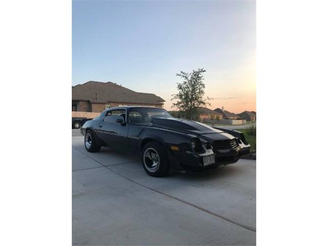 1980 Chevrolet Camaro (CC-1392063) for sale in Cadillac, Michigan