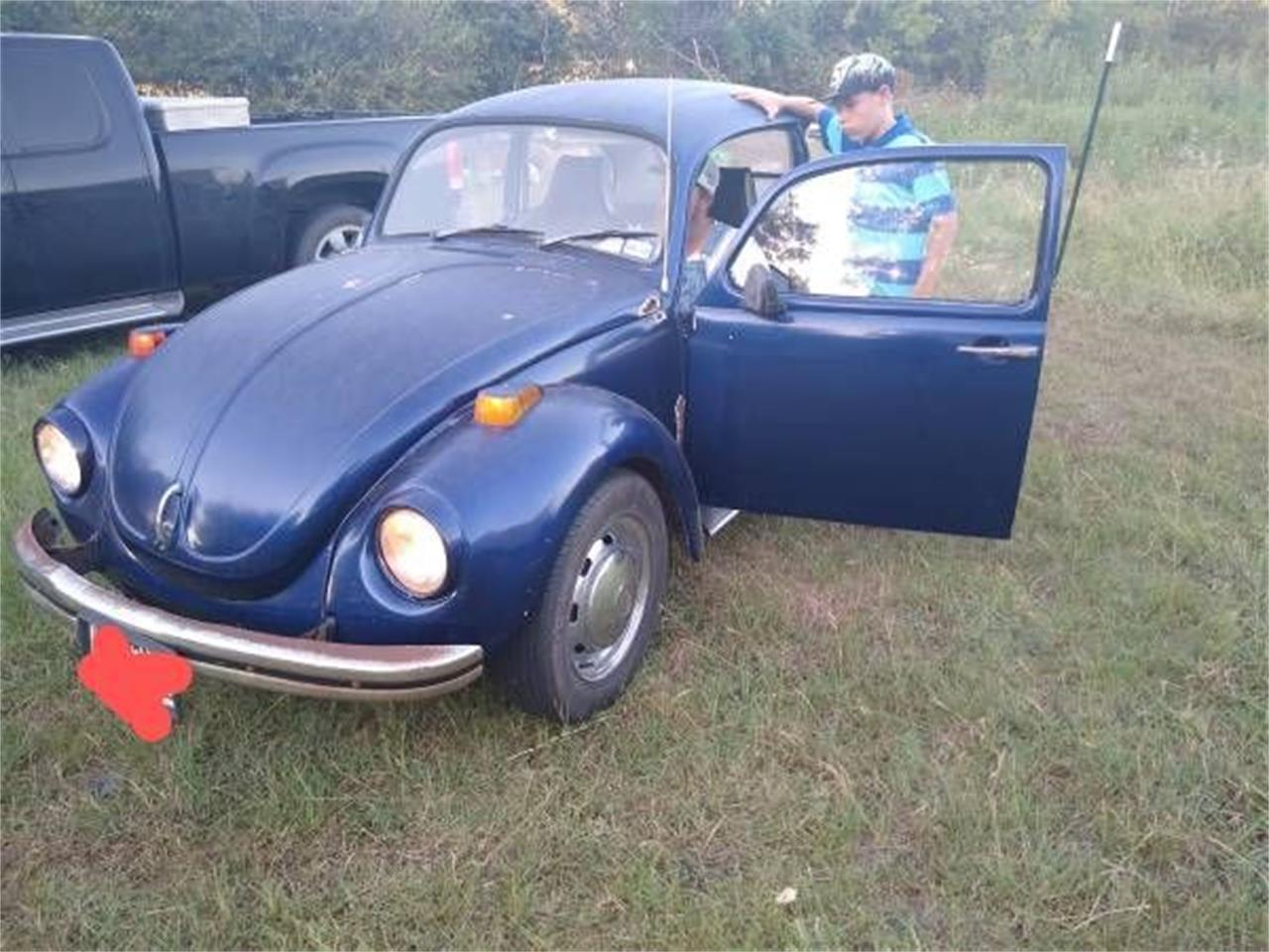 1971 Volkswagen Super Beetle (CC-1392066) for sale in Cadillac, Michigan