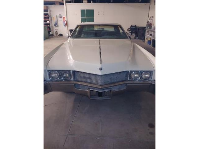 1969 Cadillac Eldorado (CC-1392067) for sale in Cadillac, Michigan