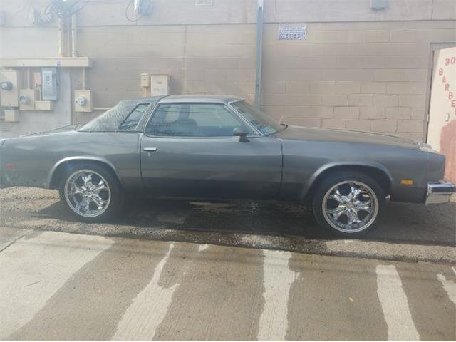 1977 Oldsmobile Cutlass (CC-1392070) for sale in Cadillac, Michigan