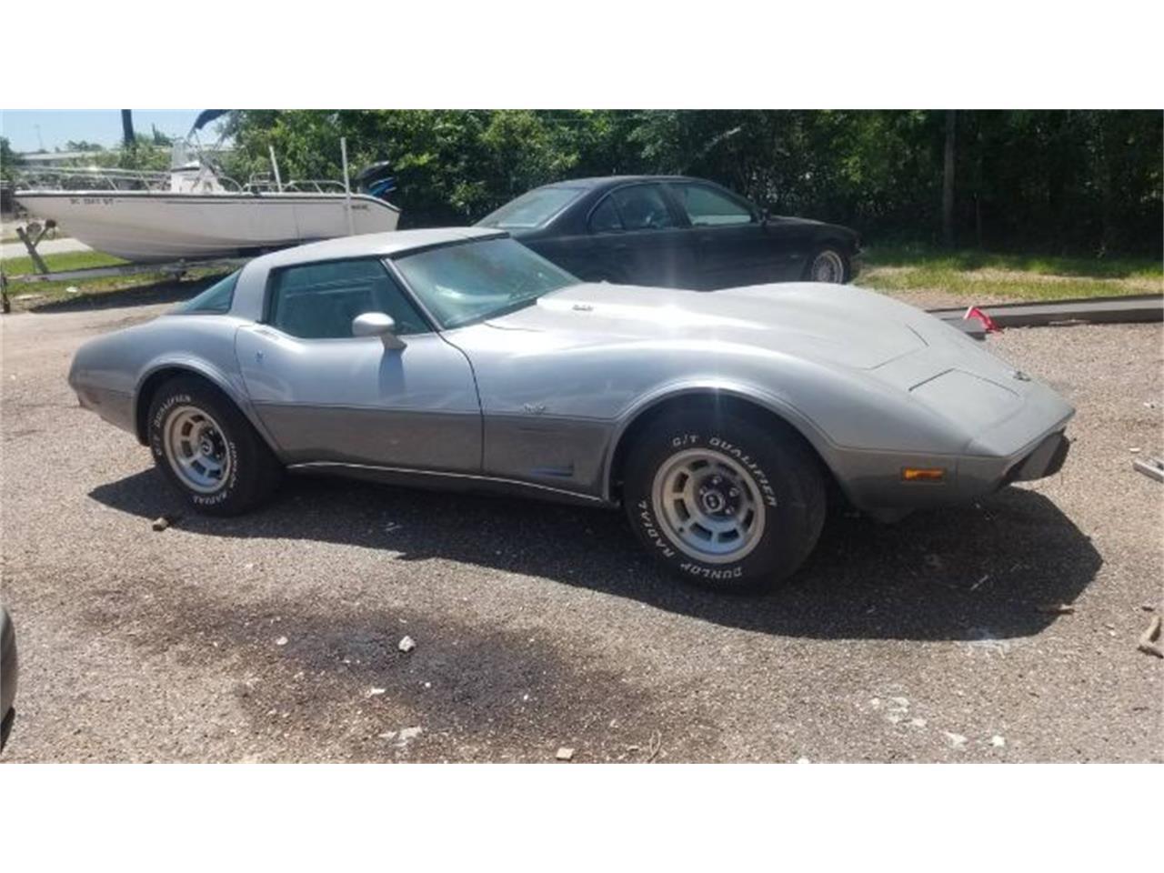 1978 Chevrolet Corvette (CC-1392091) for sale in Cadillac, Michigan