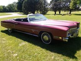 1971 Cadillac Eldorado (CC-1392092) for sale in Cadillac, Michigan