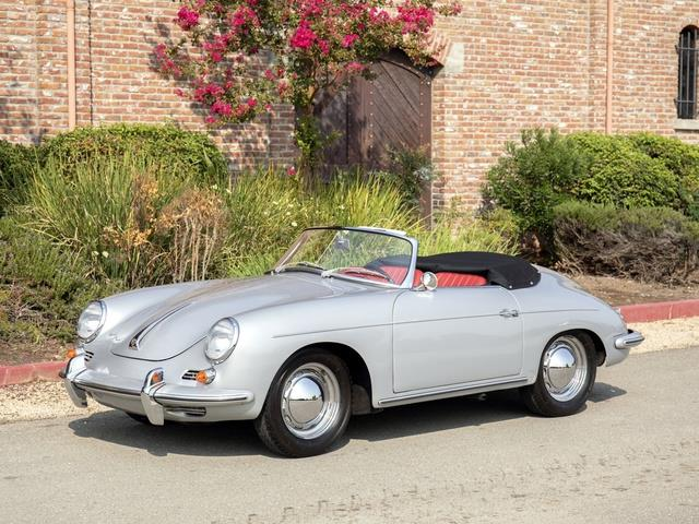 1962 Porsche 356 (CC-1392099) for sale in Pleasanton, California