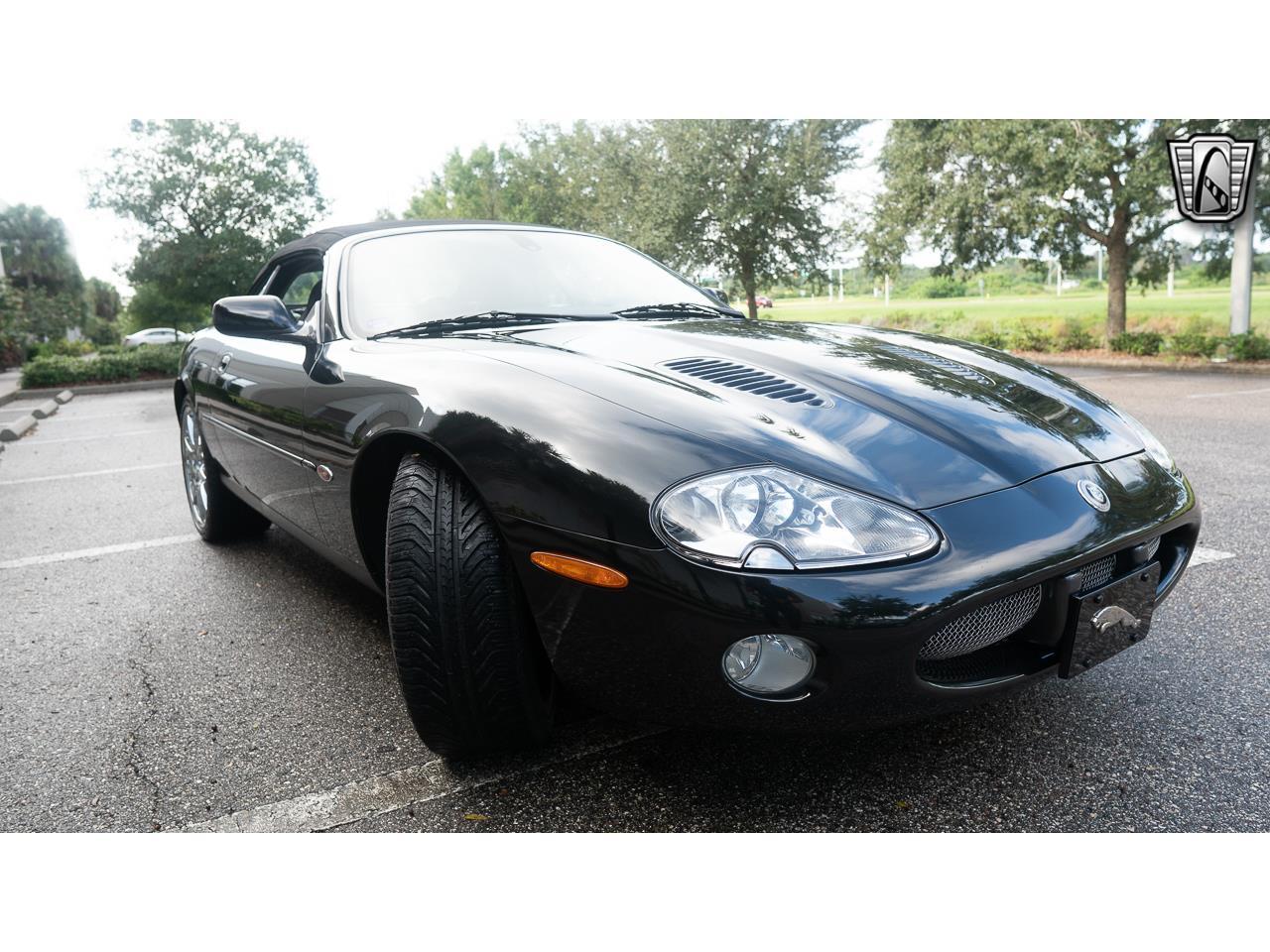 2002 Jaguar XKR (CC-1392110) for sale in O'Fallon, Illinois