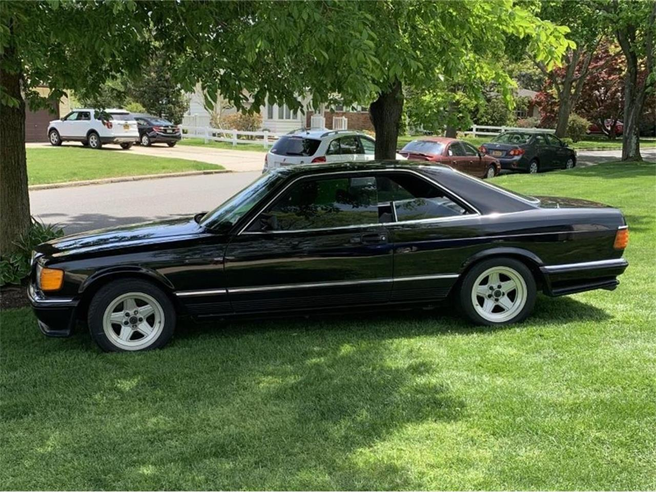 1982 Mercedes-Benz 500SEC (CC-1392112) for sale in Commack, New York
