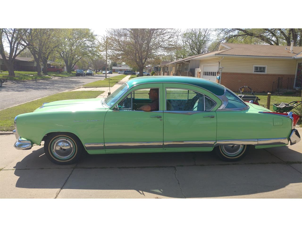 1954 Kaiser Manhattan (CC-1392130) for sale in Wichita, Kansas