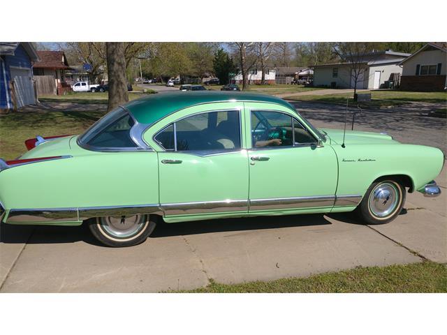 1954 Kaiser Manhattan (CC-1392130) for sale in Wichita, Kansas