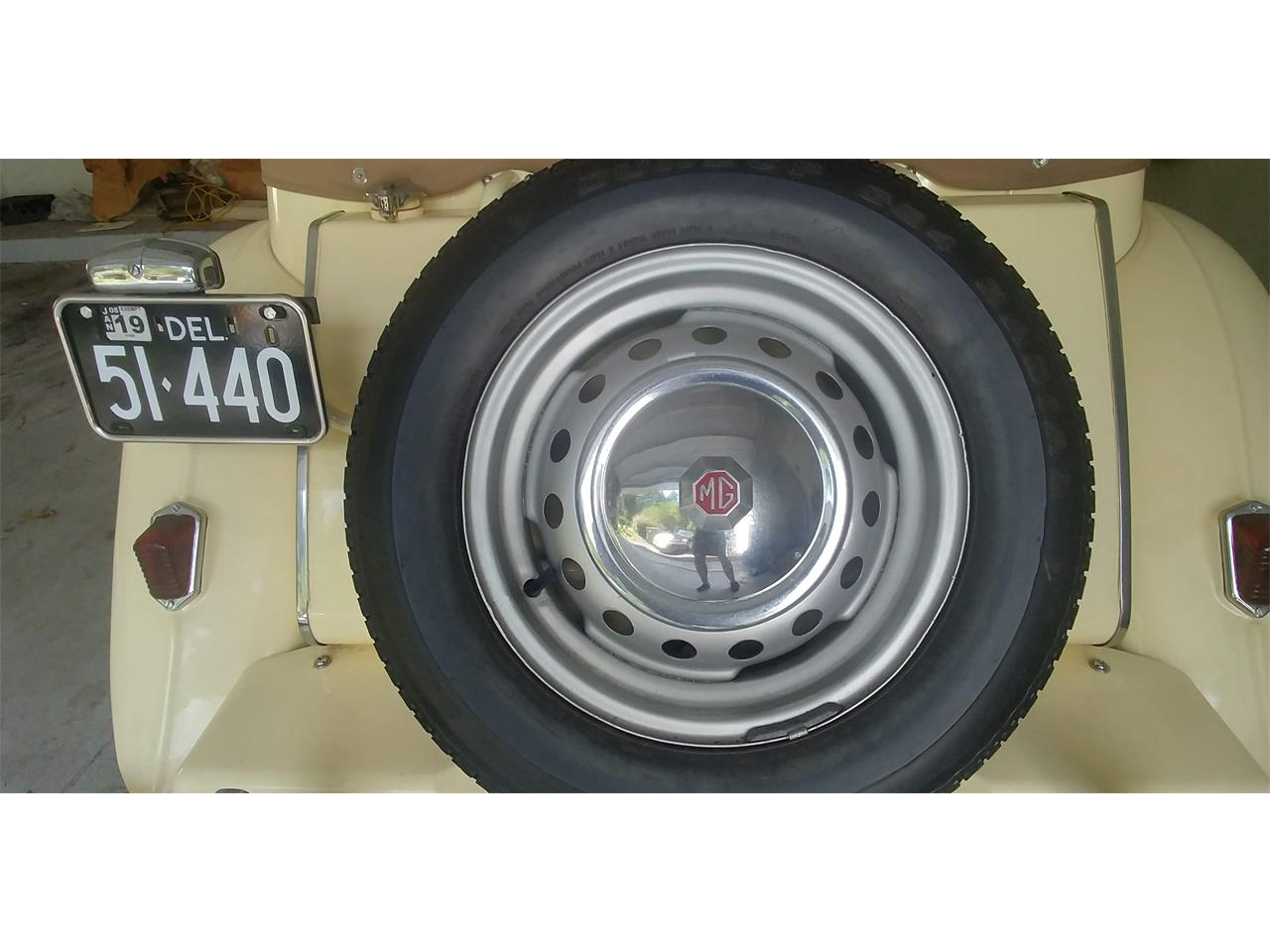 1951 MG TD (CC-1392132) for sale in Wilmington, Delaware