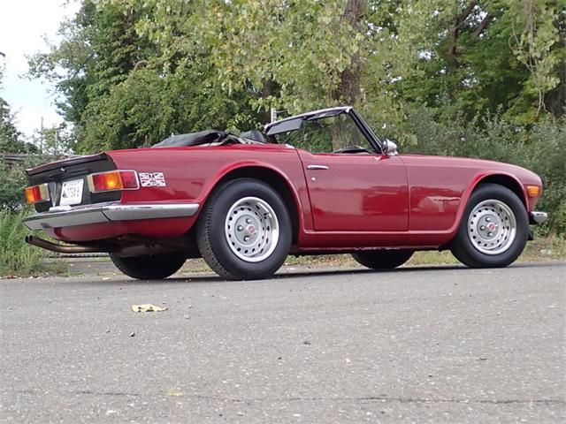 1971 Triumph TR6 (CC-1392136) for sale in Branford, Connecticut