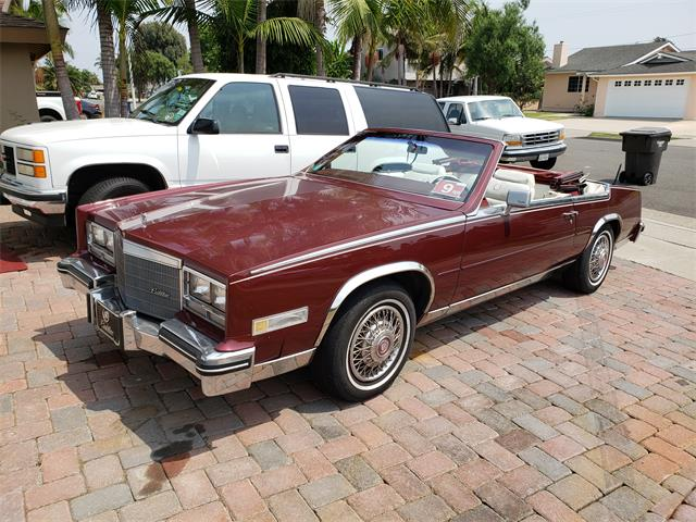 1984 Cadillac Eldorado Biarritz (CC-1392137) for sale in Huntington Beach, California
