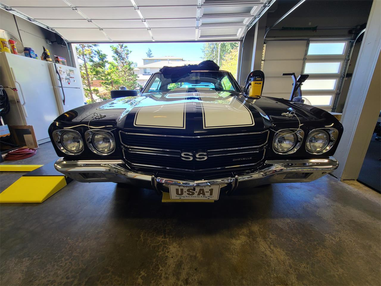1970 Chevrolet Chevelle SS (CC-1392141) for sale in Lynnwood, Washington