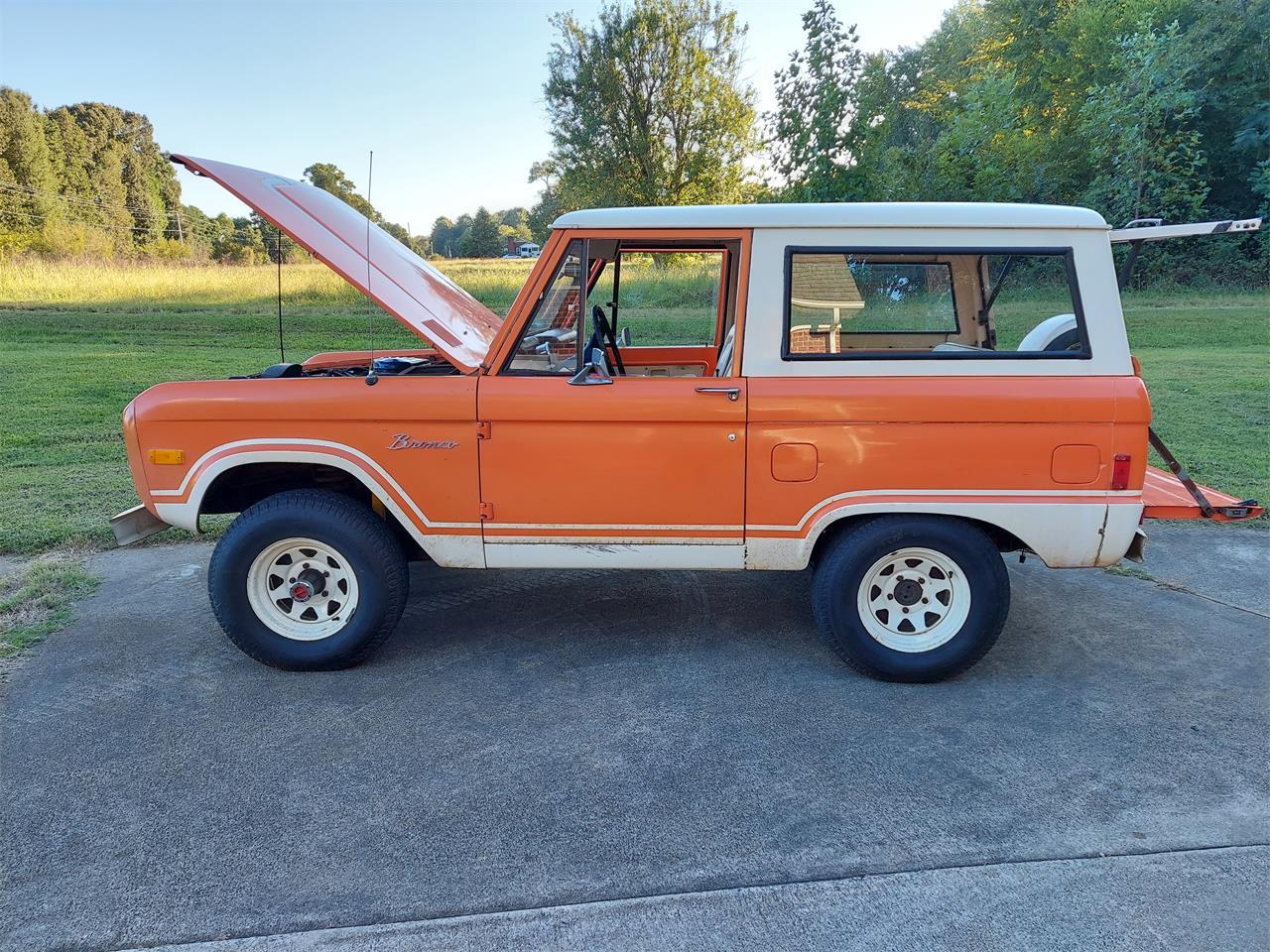 1977 Ford Bronco (CC-1392144) for sale in Huntersville, North Carolina