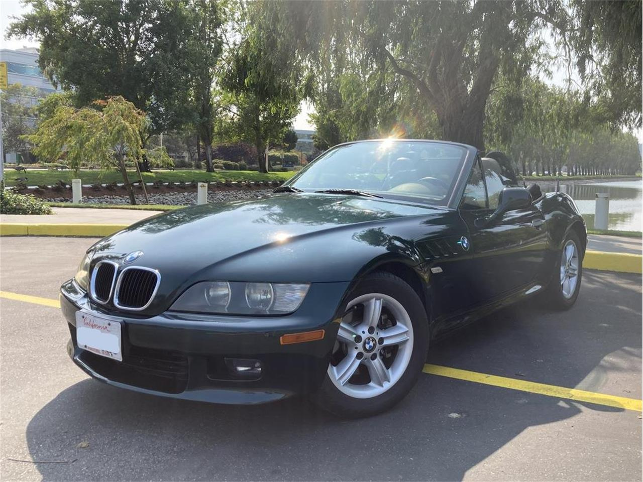 2000 BMW Z3 (CC-1392145) for sale in REDWOOD CITY, California