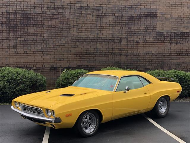 1973 Dodge Challenger (CC-1392153) for sale in Mebane, North Carolina