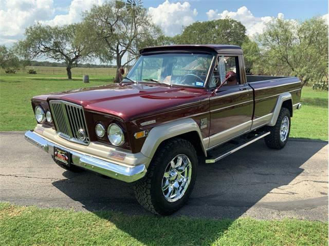 1970 Custom Truck (CC-1392180) for sale in Fredericksburg, Texas