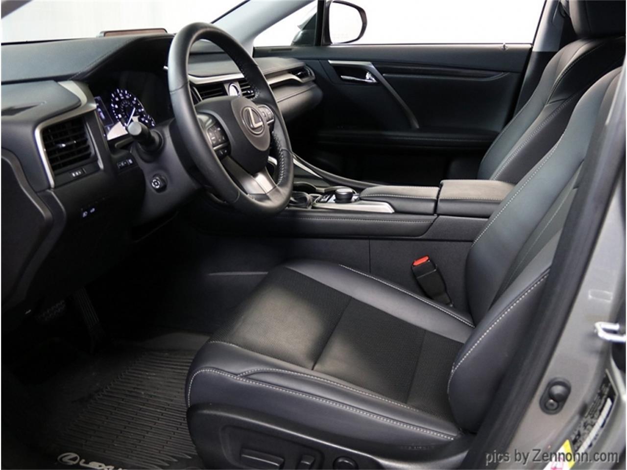 2019 Lexus RX (CC-1392185) for sale in Addison, Illinois