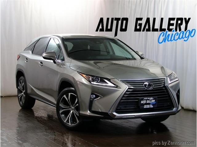 2019 Lexus RX (CC-1392185) for sale in Addison, Illinois