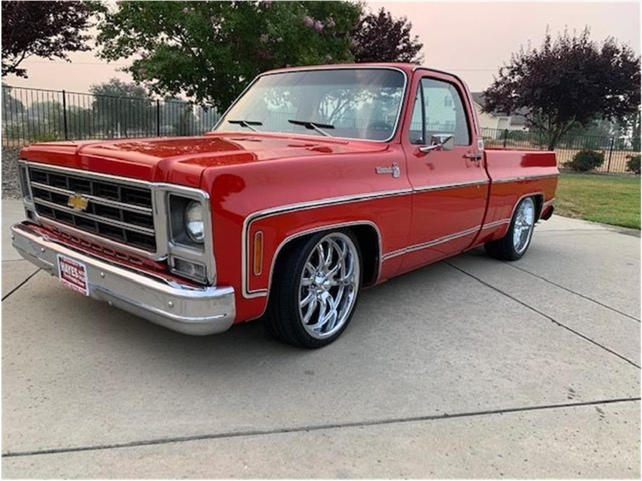 1979 Chevrolet Silverado (CC-1392192) for sale in Roseville, California