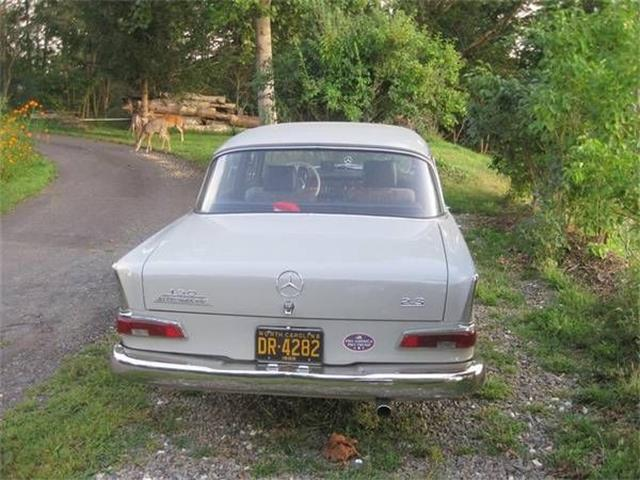 1965 Mercedes-Benz 190C (CC-1390022) for sale in Cadillac, Michigan