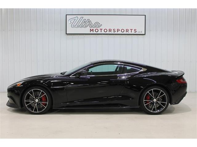 2014 Aston Martin Vanquish (CC-1392205) for sale in Fort Wayne, Indiana