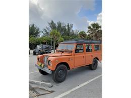 1982 Land Rover Santana (CC-1392214) for sale in Hobe Sound, Florida