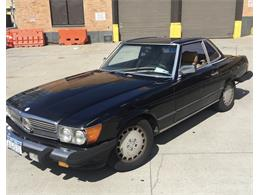 1988 Mercedes-Benz 560SL (CC-1392255) for sale in New York, New York