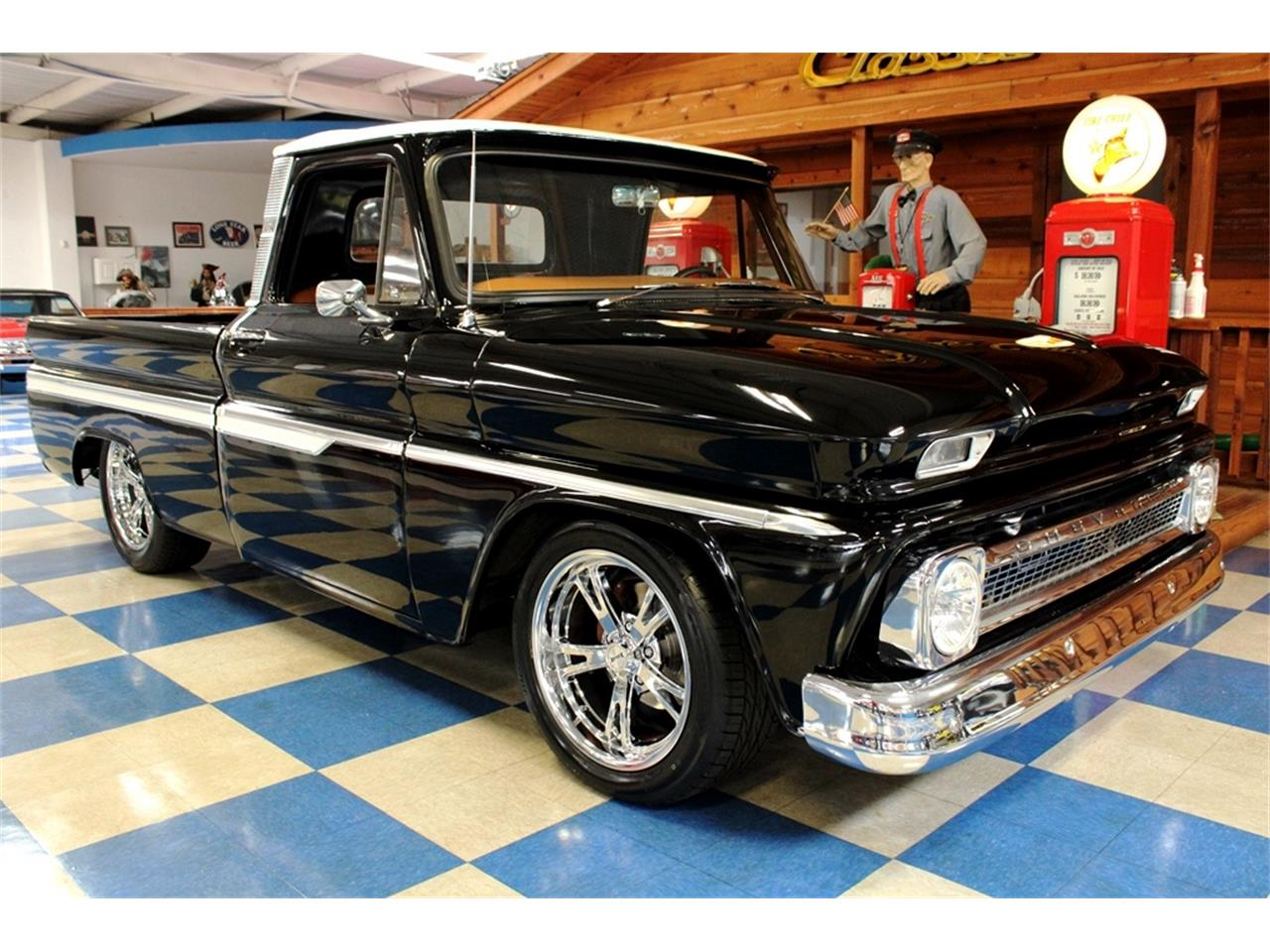 1965 Chevrolet C10 (CC-1392257) for sale in New Braunfels , Texas