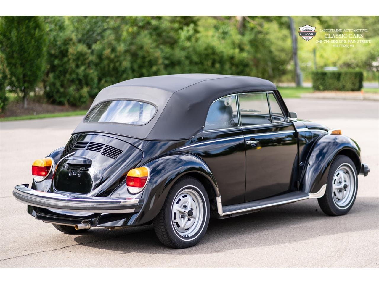 1979 Volkswagen Beetle (CC-1392263) for sale in Milford, Michigan
