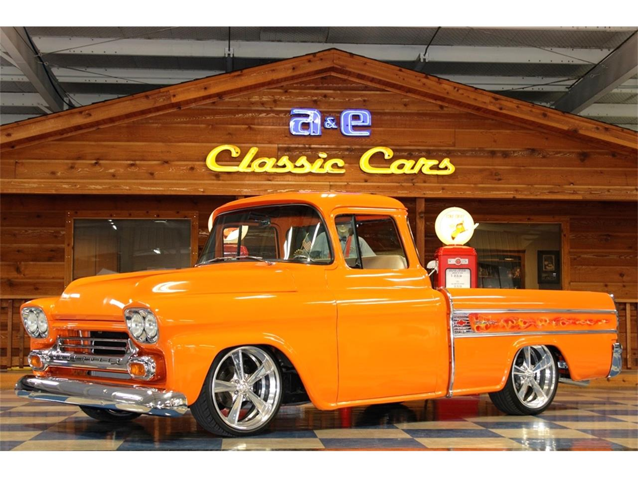 1958 Chevrolet 3100 (CC-1392264) for sale in New Braunfels, Texas