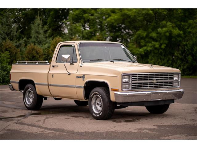 1985 Chevrolet C/K 10 (CC-1392266) for sale in Milford, Michigan