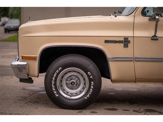 1984 Chevrolet C/K 10 (CC-1392266) for sale in Milford, Michigan