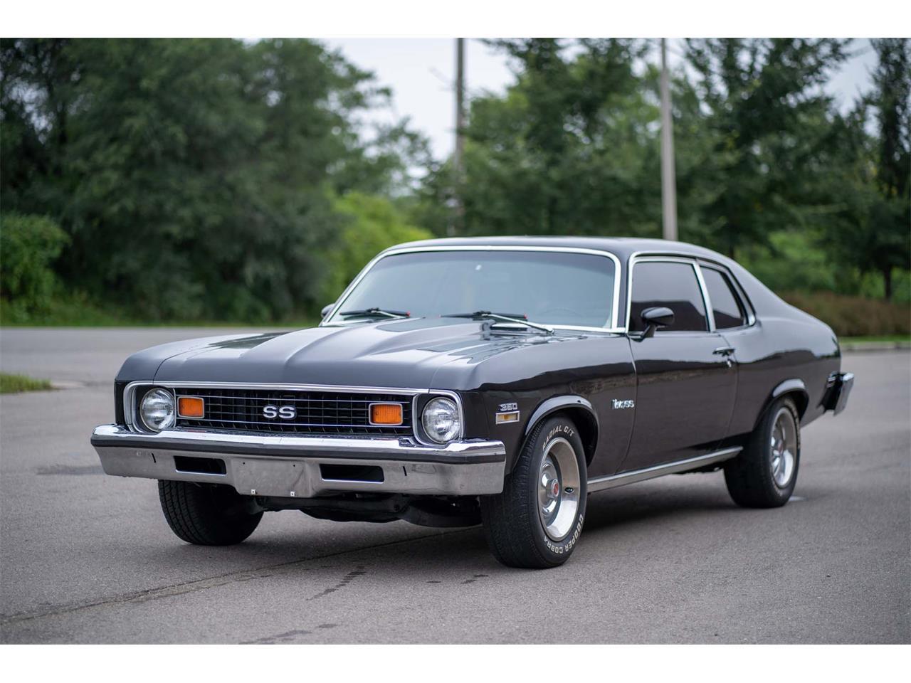 1973 Chevrolet Nova (CC-1392267) for sale in Milford, Michigan