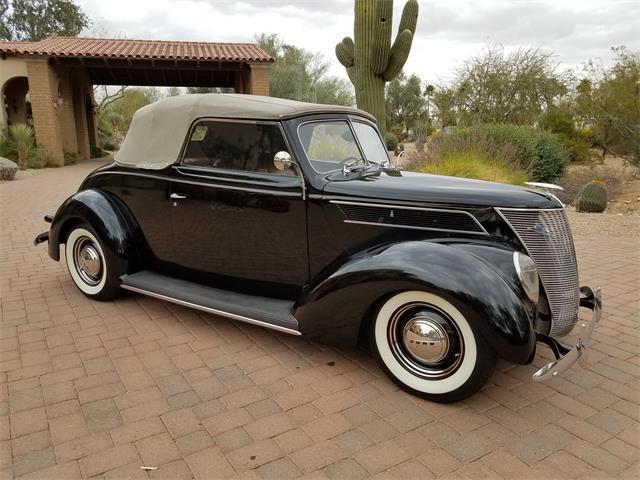 1937 Ford Cabriolet (CC-1392269) for sale in Spokane, Washington