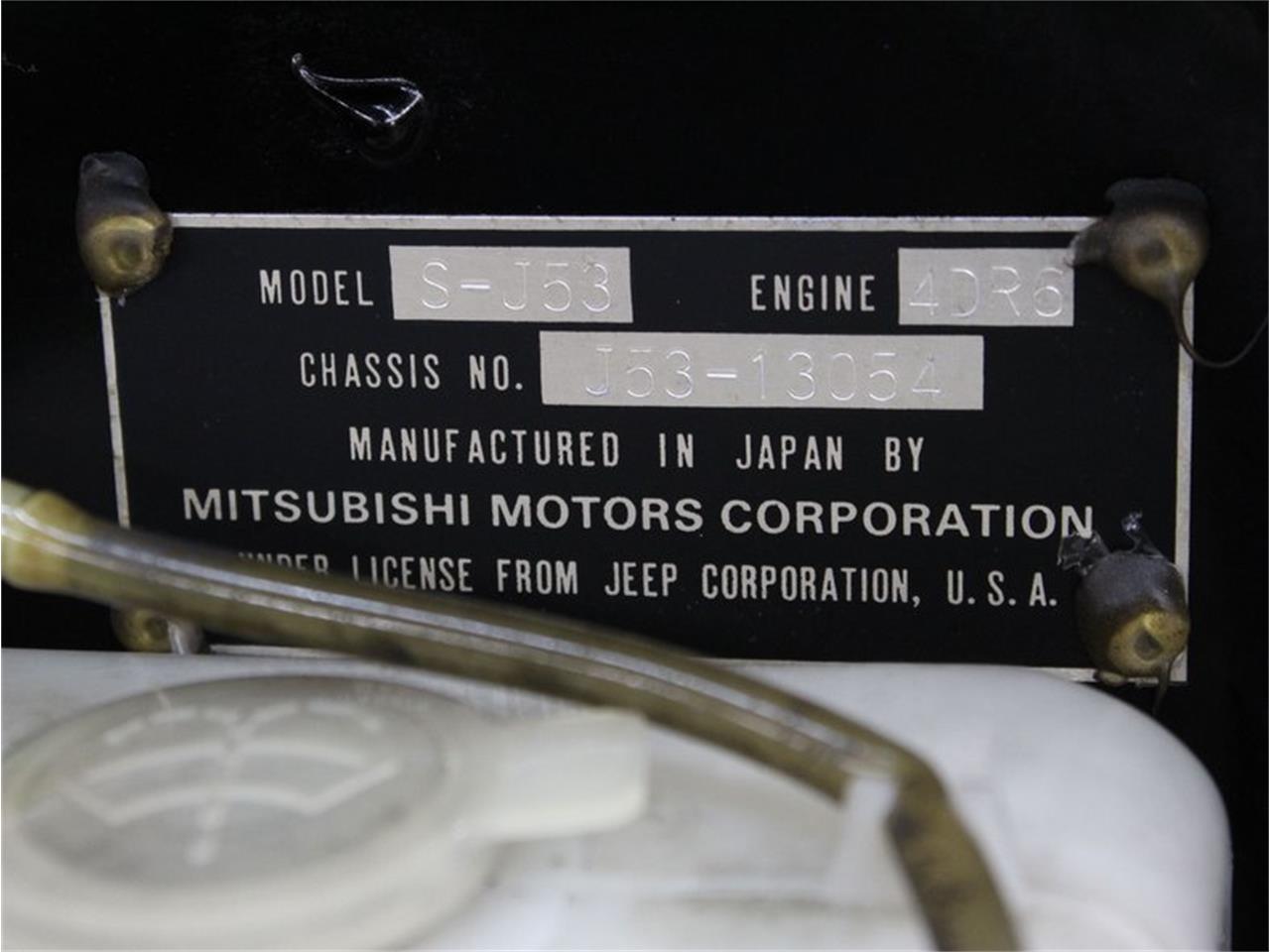 1992 Mitsubishi Jeep (CC-1392291) for sale in Christiansburg, Virginia