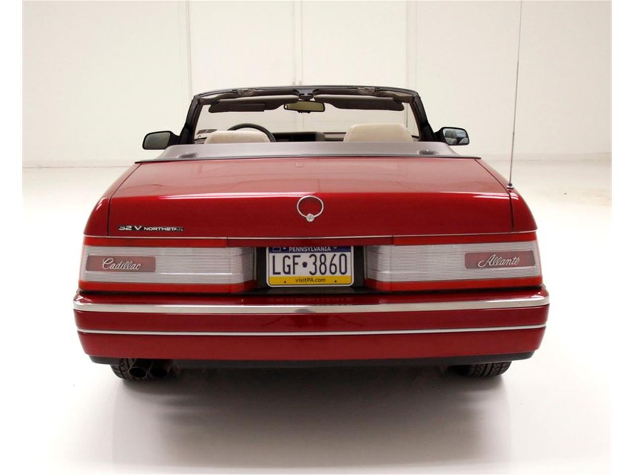 1993 Cadillac Allante (CC-1392300) for sale in Morgantown, Pennsylvania