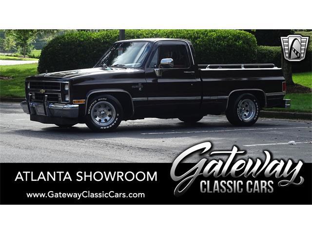 1984 Chevrolet C10 (CC-1392309) for sale in O'Fallon, Illinois