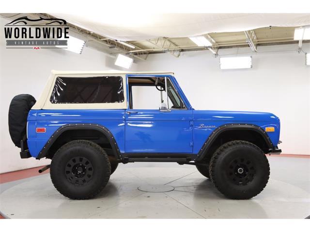 1976 Ford Bronco (CC-1392311) for sale in Denver , Colorado